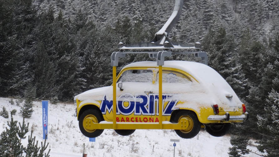 moritz ejemplo street marketing gran consumo