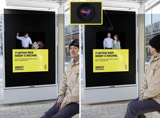 amnista-internacional street marketing