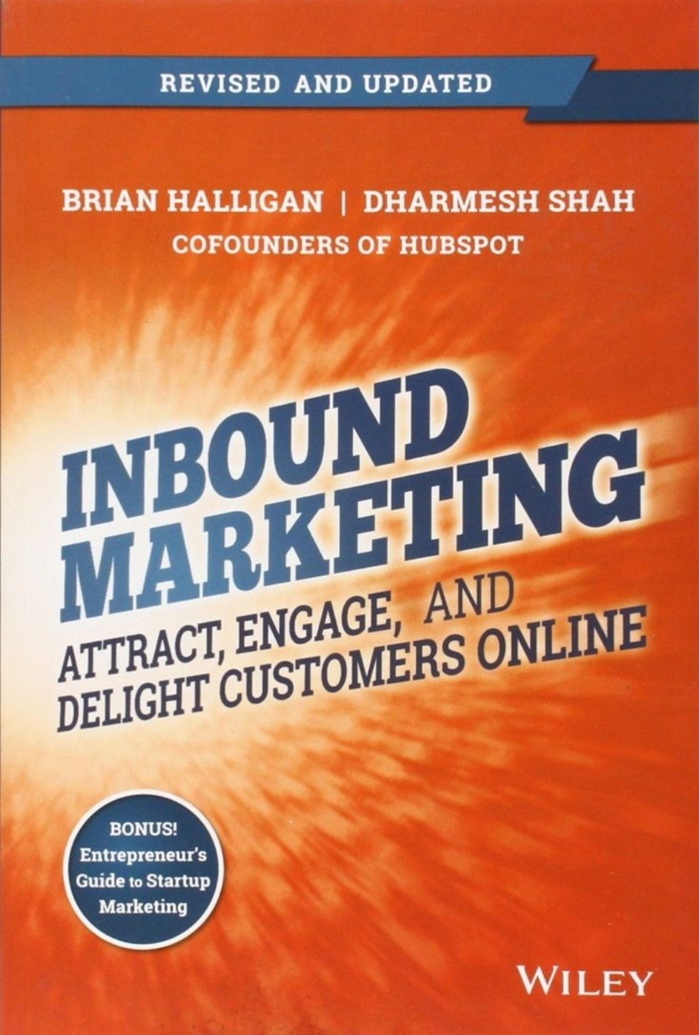 Inbound Marketing. Brian Halligan y Dharmesh Shah