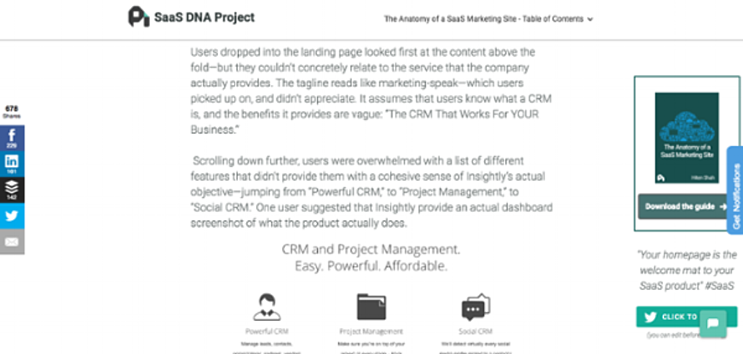 ProfitWell SaaS DNA Project