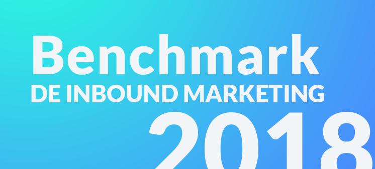 Benchmarks de Inbound Marketing 2018, mira cómo de bueno eres.