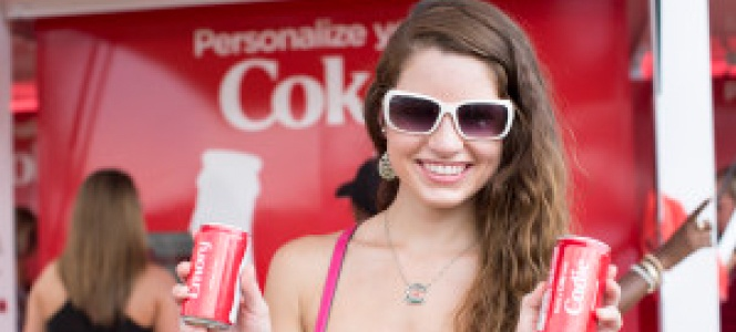 marketing experiencial coca cola