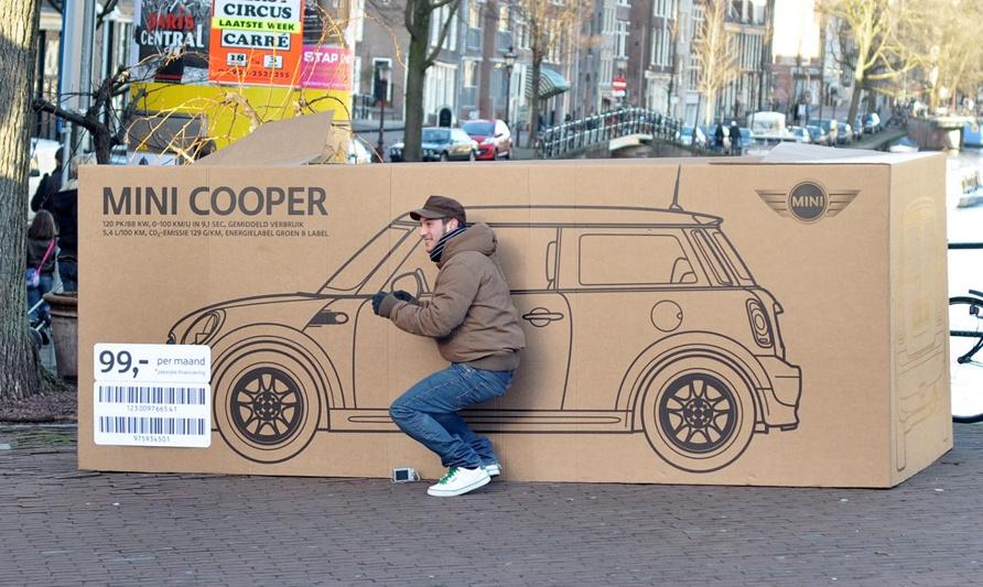 Acciones Street Marketing