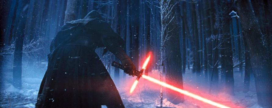 Star Wars El Despertar de la Fuerza Publicitaria